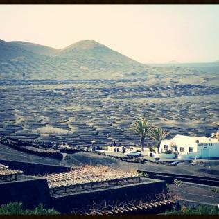 Paisaje desde la terraza de Stratvs