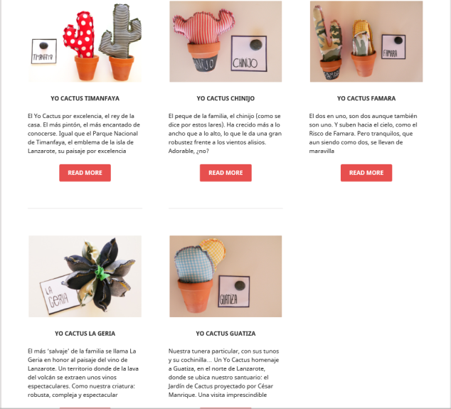 Captura web Yo Cactus Familia